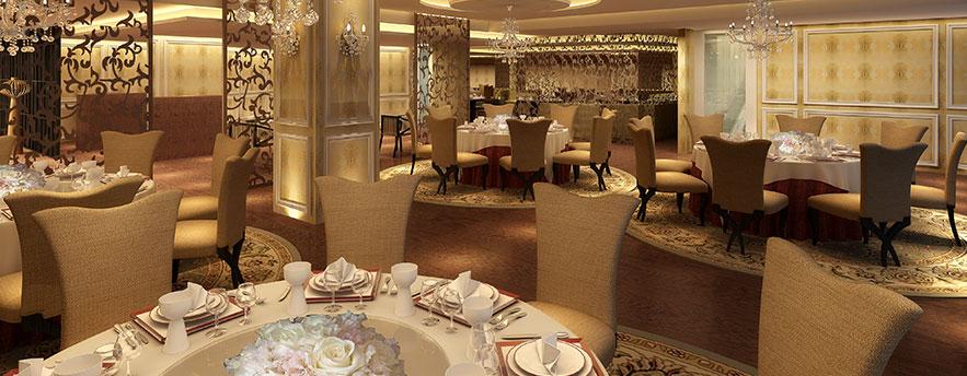 深圳丽雅查尔顿酒店中餐厅