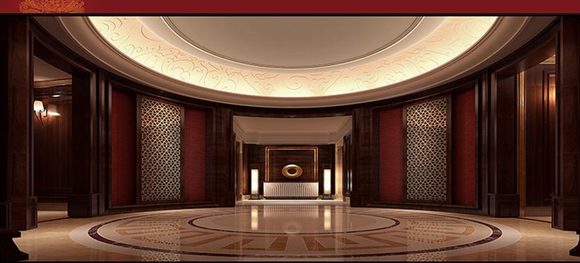 青岛天瑞星空酒店管理有限公司前厅