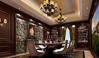 青岛天瑞星空酒店管理有限公司西餐(红酒)包房