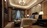 青岛天瑞星空酒店管理有限公司豪华卧室