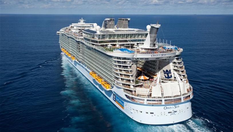 威海市升安海运有限责任公司全球最大的豪华邮轮