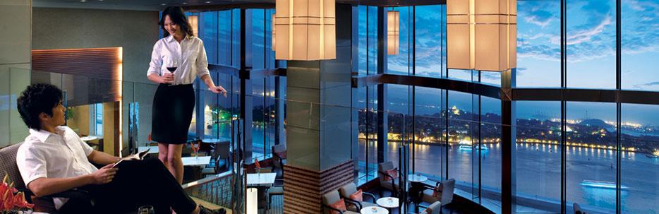 厦门瑞颐大酒店咖啡厅