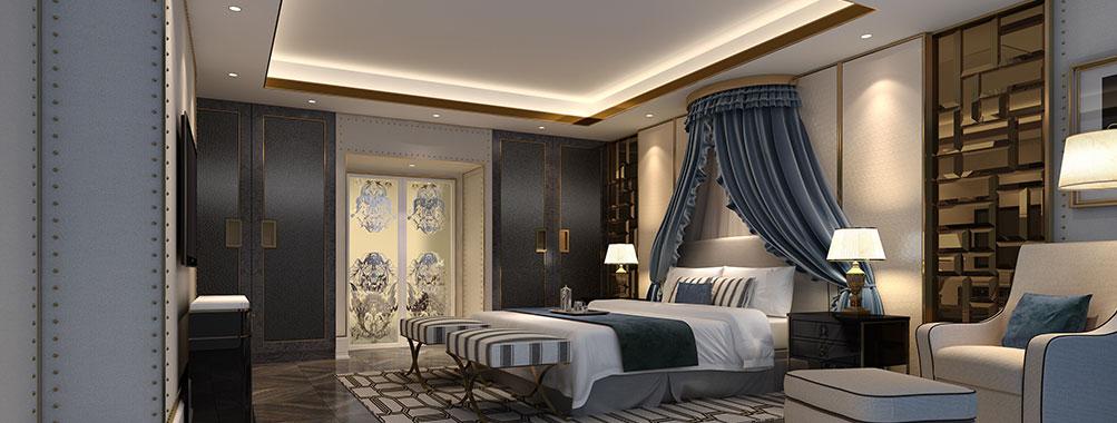 湖北玉丰国际大酒店有限公司卧室