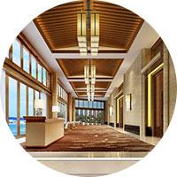 海南博鳌亚洲风情广场有限公司宴会厅前厅