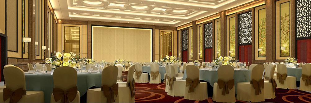 宜春红林酒店有限公司宴会厅