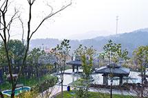 仙华国际会议中心大唐御汤养生园