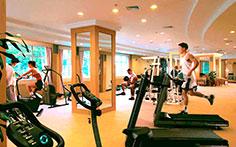 珠海德翰大酒店有限公司健身房