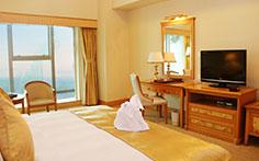 珠海德翰大酒店有限公司高级海景大床