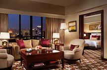 上海波特曼丽思卡尔顿酒店俱乐部行政套房