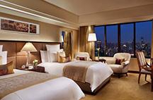 上海波特曼丽思卡尔顿酒店双人房