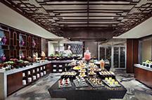 上海波特曼丽思卡尔顿酒店全日制餐厅