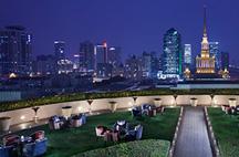 上海波特曼丽思卡尔顿酒店夜景