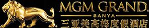 三亚美高梅度假酒店logo