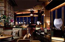 上海浦东丽思卡尔顿酒店优雅的环境