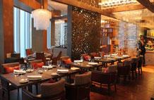 上海浦东丽思卡尔顿酒店意大利餐厅