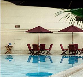 河北宾馆有限公司游泳池
