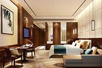 扬州迎宾馆有限责任公司大床间