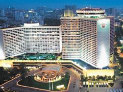 广州岭南国际酒店管理有限公司会客室