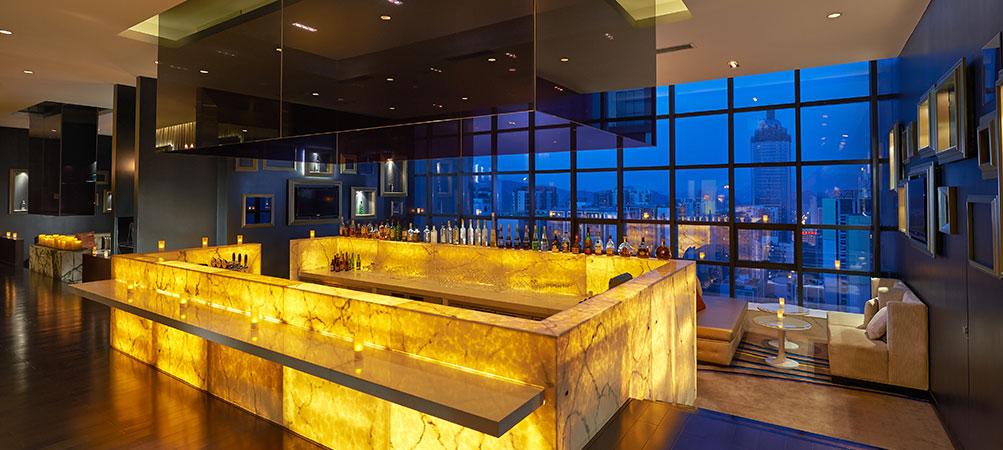 柳州丽笙酒店(Radisson Blu Hotel Liuzhou)酒吧