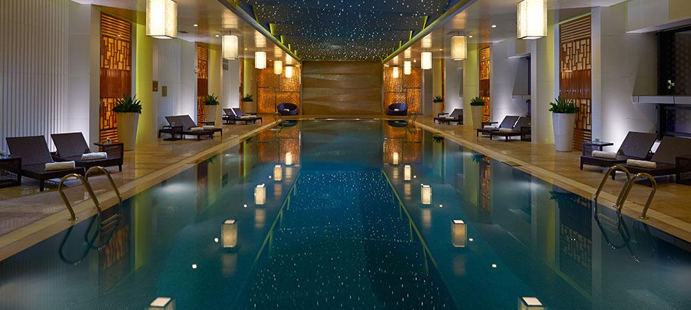 柳州丽笙酒店(Radisson Blu Hotel Liuzhou)游泳池