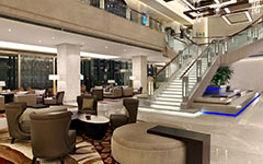 柳州丽笙酒店(Radisson Blu Hotel Liuzhou)泽斯特大堂酒廊