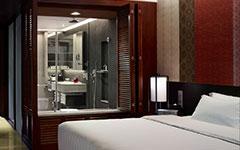 柳州丽笙酒店(Radisson Blu Hotel Liuzhou)豪华房