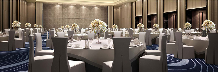 天津泛太平洋大酒店宴会厅