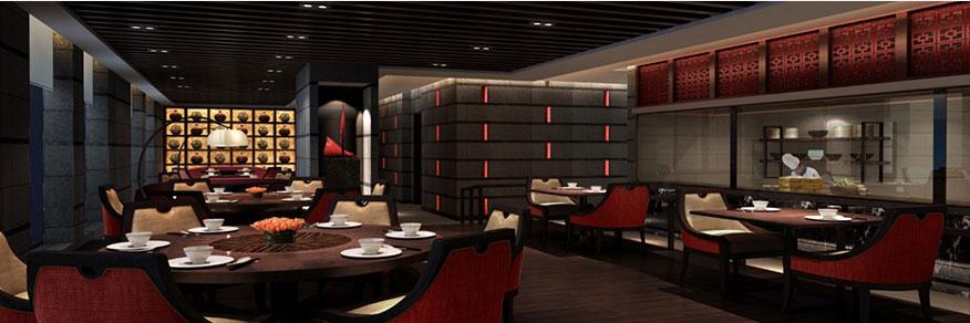 天津泛太平洋大酒店中餐厅