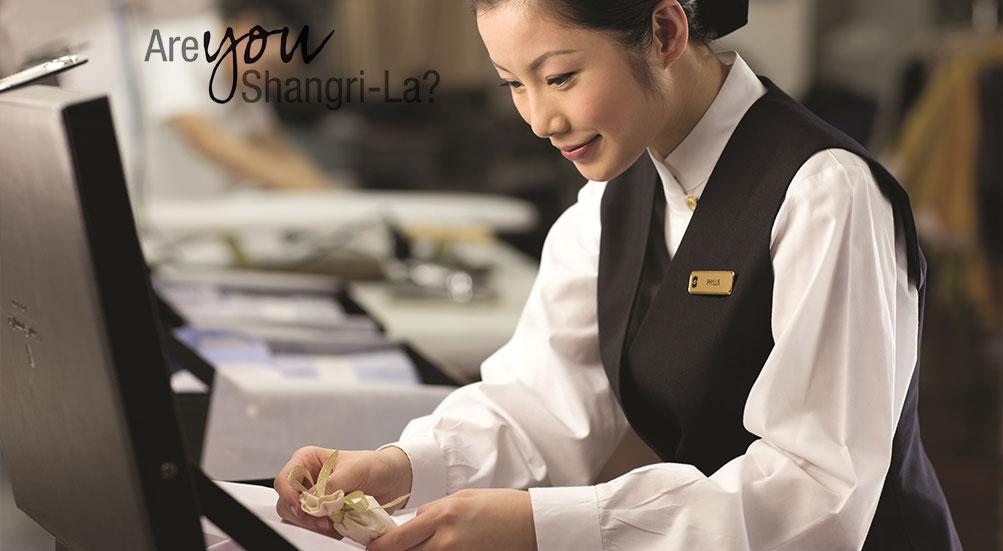 香格里拉饭店管理(上海)有限公司员工风采2