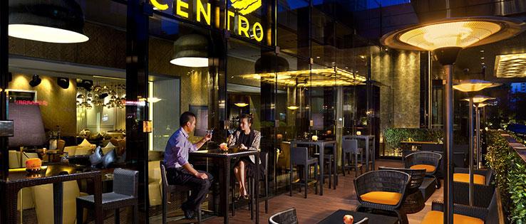 上海浦东嘉里大酒店酒吧