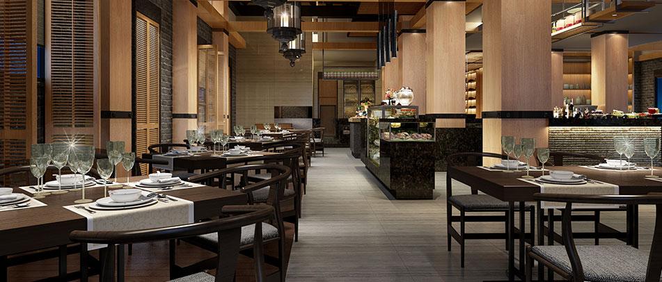 杭州运河契弗利酒店餐厅