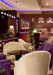 武汉华美达光谷大酒店大堂酒廊