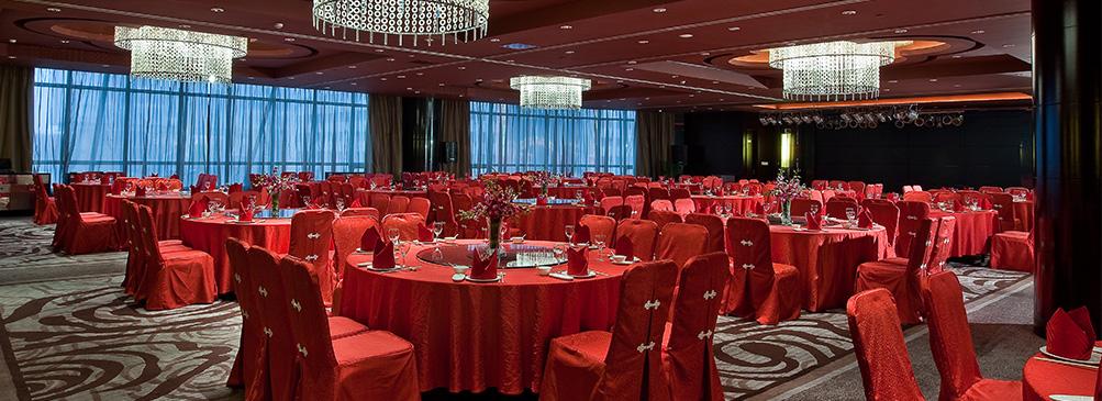 重庆欧瑞酒店管理有限公司中餐厅宴会1