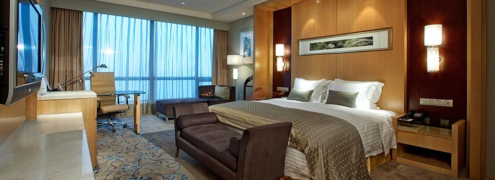 重庆欧瑞酒店管理有限公司行政时尚房2