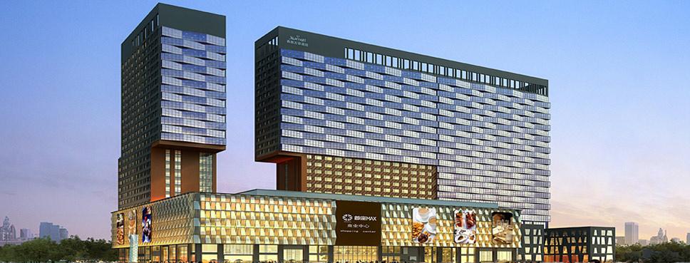 成都首座万豪酒店