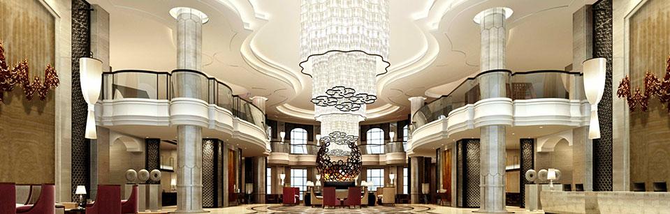 兴合阳光酒店大厅