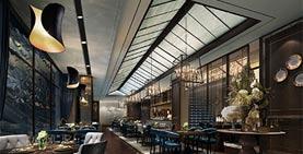 上海虹桥绿地世界中心酒店群