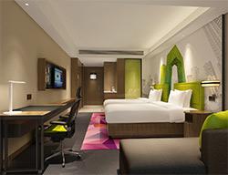 北京房山希尔顿欢朋酒店