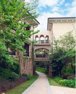 广州美林湖温泉大酒店